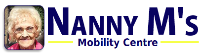Nanny M's Mobility Scooters, Logo