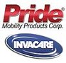 Pride Mobility Products Corp. & Invacare Logo